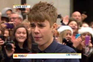 Justin Bieber Addresses Baby Allegation On The 'Today Show'