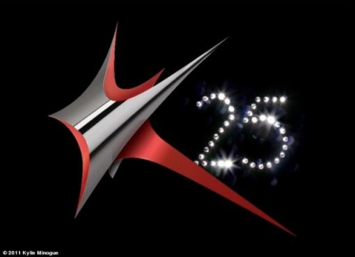 Kylie Minogue K25 Logo