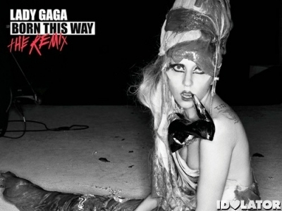Lady Gaga Born This Way The Remix