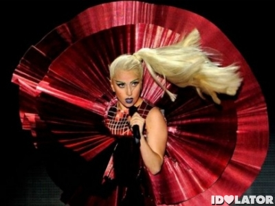 Lady Gaga Marry The Night MTV EMA 2011 Europe Music Awards