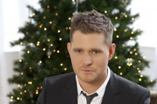 Michael Buble Has Early 'Christmas' On Album Chart, Holds Back Rihanna