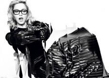 Madonna Harper's Bazaar 2011
