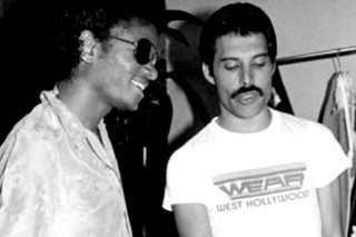 Michael Jackson Recordings With Freddie Mercury & Queen To Be Released