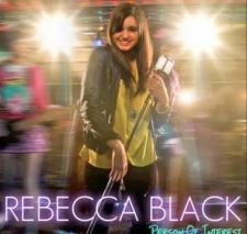 Rebecca Black Person Of Interest