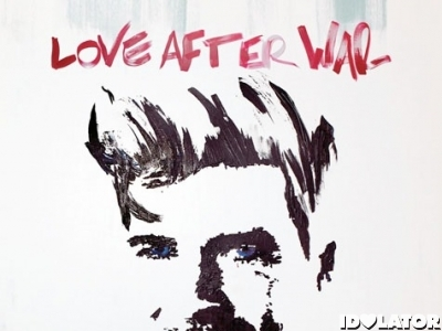 Robin Thicke Love After War album cover