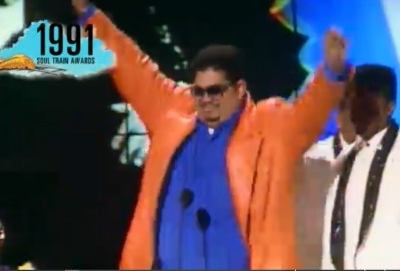 Soul Train Awards Heavy D 1991 2011 tribute
