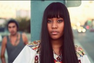 "VV Brown Enjoys A Carefree Day In L.A. In Her ""Children"" Music Video"