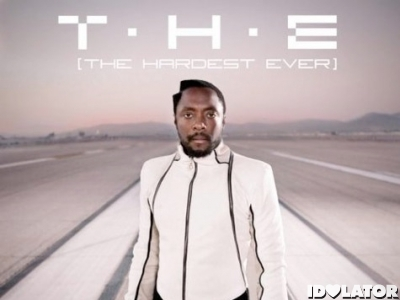 Will.i.am T.H.E. #willpower