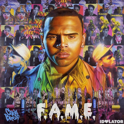 Chris Brown, 'F.A.M.E.'