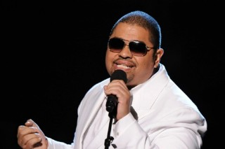 Heavy D Back On The Charts As Family Mourns At His Wake