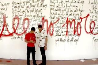 """Joe Jonas """"See No More"""" Wall Art Giveaway!"""