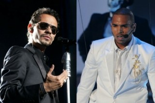 Chris Brown, Marc Anthony And LMFAO To Perform At The AMAs