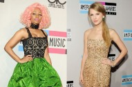 Nicki Minaj & Taylor Swift Win Big At 2011 American Music Awards: Morning Mix