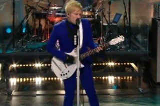 "Patrick Stump Brings ""This City"" To 'The Tonight Show'"