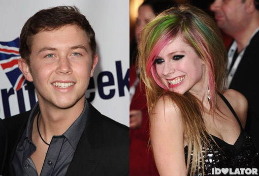 scotty mccreery avril lavigne