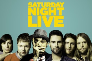 Travie McCoy Joins Maroon 5 On 'SNL'