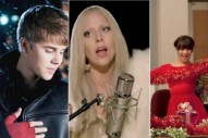 Which Christmas Song From 2011 Gives You The Most Holiday Cheer?