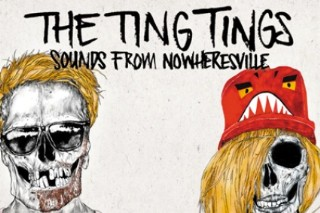 The Ting Tings Reveal Rotting Corpse Cover Art For 'Sounds From Nowheresville'