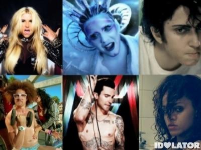 2011 best music videos