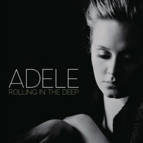 Adele Rolling In The Deep single cover