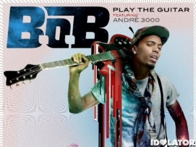 B.o.B Andre 3000 Play The Guitar