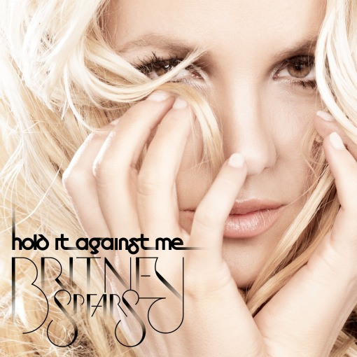 Britney Spears Hold It Against Me single cover