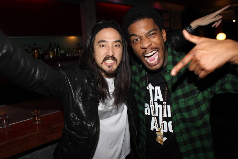 "Kid Cudi Guests On Steve Aoki's ""Cudi The Kid"""