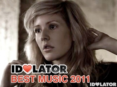 Idolator Ellie Goulding Lights Best Music 2011 Wild Beasts