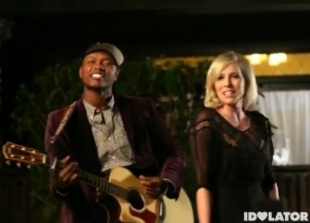 "Javier Colon & Natasha Bedingfield's ""As Long As We Got Love"" Video: Sneak Peek"
