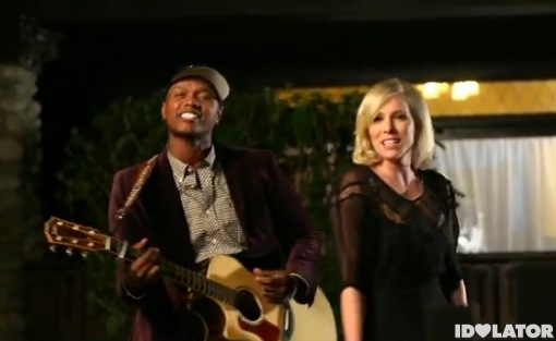 Javier Colon Natasha Bedingfield As Long As We Got Love music video