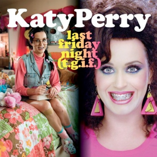 Katy Perry Last Friday Night (T.G.I.F.) single cover