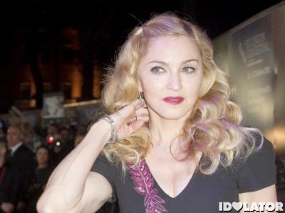 Madonna W.E. premiere Masterpiece