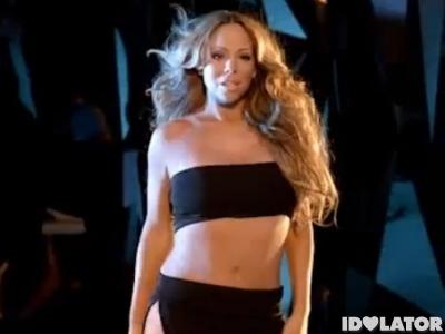 Mariah Carey Jenny commercial