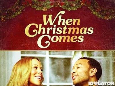 Mariah Carey John Legend When Christmas Comes