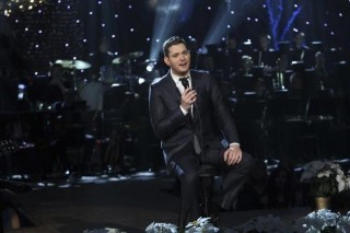 Michael Buble Continues 'Christmas' Reign Over Album Chart