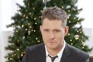 Michael Buble Keeps 'Christmas' Alive On The Album Chart
