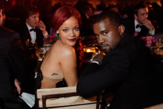 Kanye West Previews New Song With Rihanna