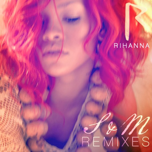 Rihanna S&M single cover