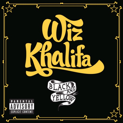 Wiz Khalifa Black And Yellow single