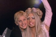 "Preview Lady Gaga's ""Favorite Performance Ever"" On 'Ellen'"