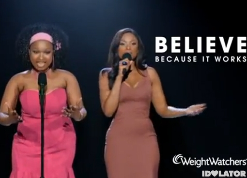 Jennifer Hudson New Spokesperson for Weight Watchers ...
