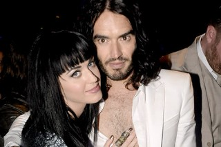 Russell Brand Files To Divorce Katy Perry
