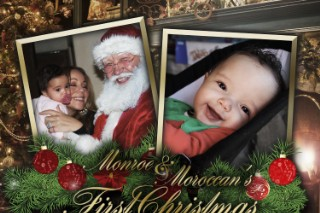 Mariah Carey Tweets Photo Of Santa Claus, Dem Babies