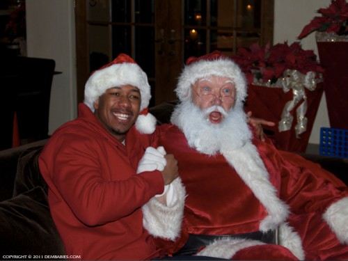 mariah-carey-nick-cannon-santa