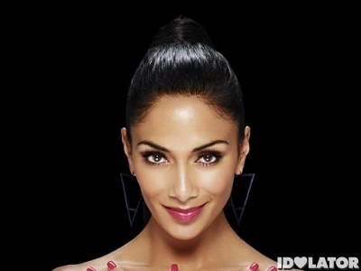 Nicole Scherzinger Would Like To Press Some Nails On You