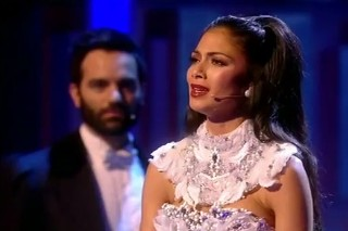 Nicole Scherzinger, Cee Lo Green & Leona Lewis At Royal Variety Performance