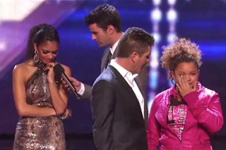 Nicole Scherzinger Catches Flack For Eliminating Rachel Crow From 'X Factor'