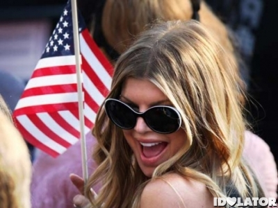 Obama Would Like Fergie, Adam Levine & Lea Michele's Endoresement