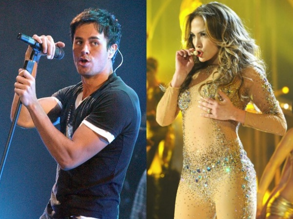 Jennifer Lopez And Enrique Iglesias Reveal 2012 North American Tour Dates