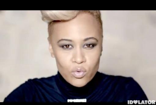 Emeli Sande Next To Me music video